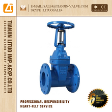 Ductile iron rising stem gate valve, gate valve with prices