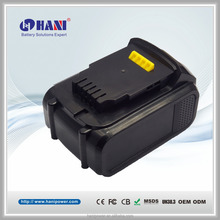 Spare Parts Rechargeable Batteries for Dewalt DC212 DC550 LXT Lithium Ion 3.0 Ah Battery Power Tool