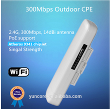 500mw 2.4Ghz 150Mbps 1T1R High Power long range Outdoor Wireless wifi Access Point /CPE /routers/Repeater