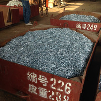 China Alibaba Trade Assurance Manufacturer supply size 2.0~5.2mm Twilled Shank Galvanized Concrete Nails
