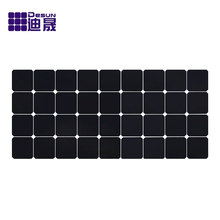 Monocrystalline high efficiency solar panel, 24V solar panel 120W 140W