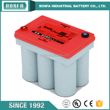 6-SPB-50 12v 50ah agm spiral battery deep cycle starting battery 12v 50ah 24v industrial battery