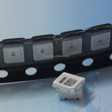 520nm - 530nm Green SMD3528 Led chip 0.2W 0.5W