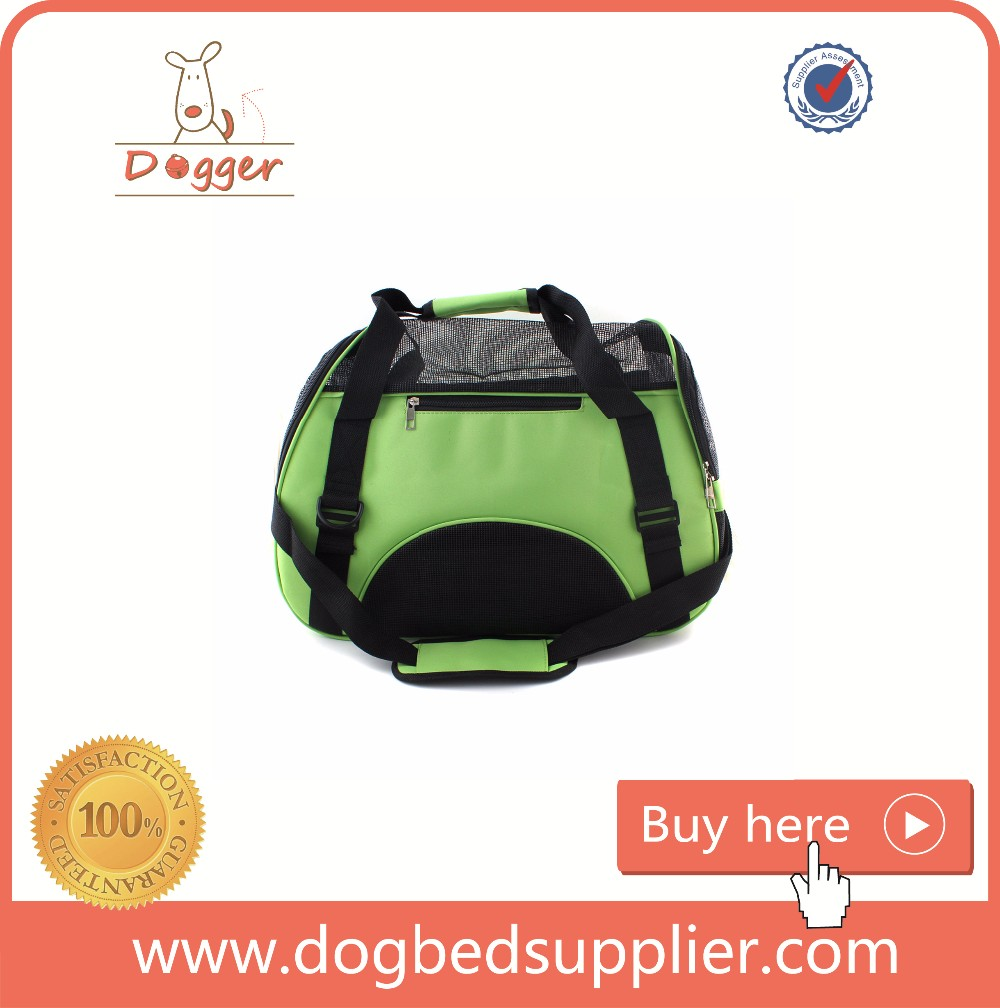 Washable bike dog carrier/dog carrier bag dog/ carriers for cars