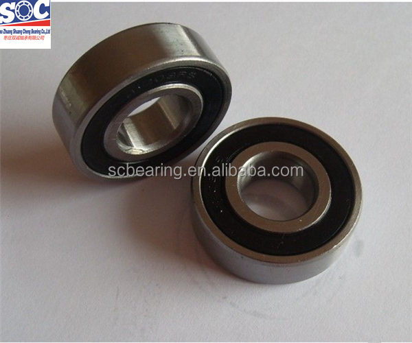 C3 clearance Deep groove ball bearing 6117 6118 6119 6120 Motorcycle wheel bearings