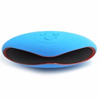 2015 NEW products Rugby Shape Mini portable waterproof bluetooth speaker for mobile phone