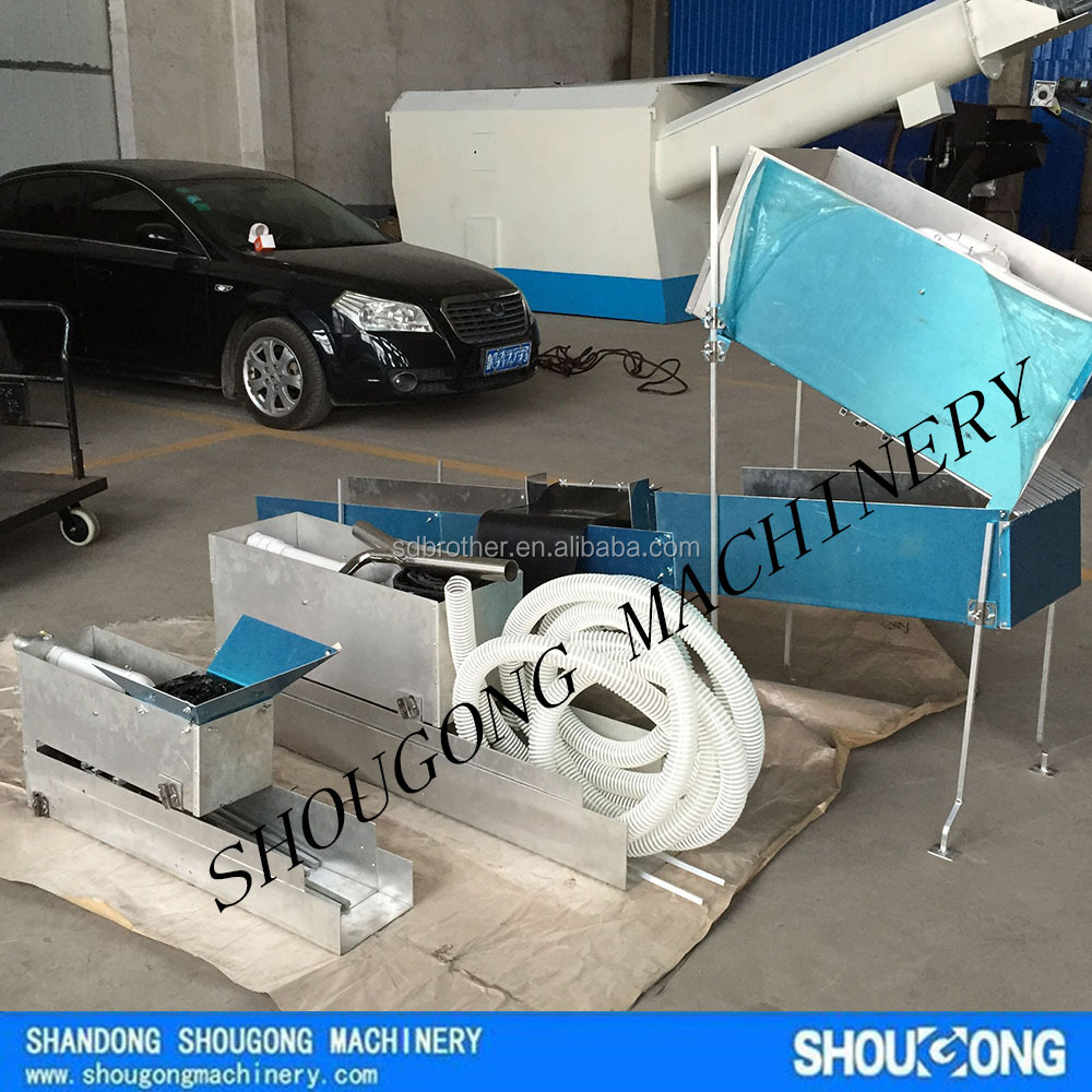 High Tech Gold Recovery Mining Sluice Box