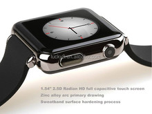 "HD 1.54"" Display Capacitive Screen & Camera, Built-in SIM Card Slot,Independent Working Unlock Wirst Cell Phone, Smart Watch"