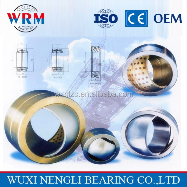 4mm rod end bearings /joint bearing using for engineering equipment made in China
