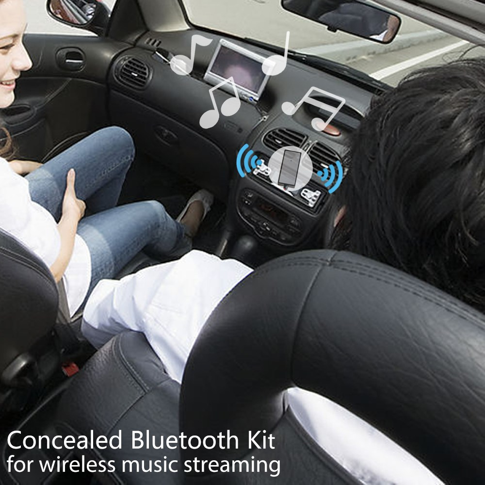 New Bluetooth Audio receiver,Easy Operartion Bluetooth Car Receiver 12v