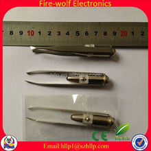 Hot Selling Good Quality led illuminated tweezers