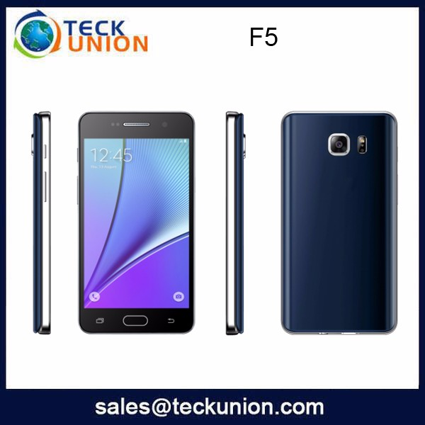 F5 Dual Sim Card Mobile Phone Support Wifi ,Cell Phone Mobile Phone With Call Recording