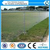 Professional design hot dip galvanized chainlink fence