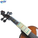 Custom printed die cut shape removable adhesive transparent abrasion resistant Violin Finger Guide Sticker