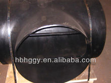 Carbon steel barred tee ASME B16.9