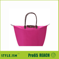 Factory price canvas tote bag with gusset