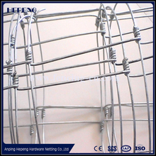 High Quality Grassland Fence / Zoo Fence / Knot Crimped Wire Mesh