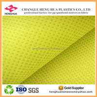 pp spunbond non woven fabric for mattress,furniture,upholstery,bedding,bag,packing