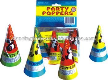 PARTY POPPERS TOY FIREWORKS