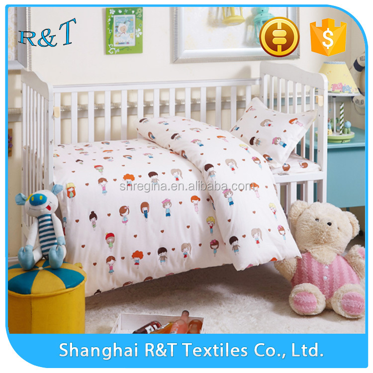 New products Excellent quality girls hospital baby crib bedding sets