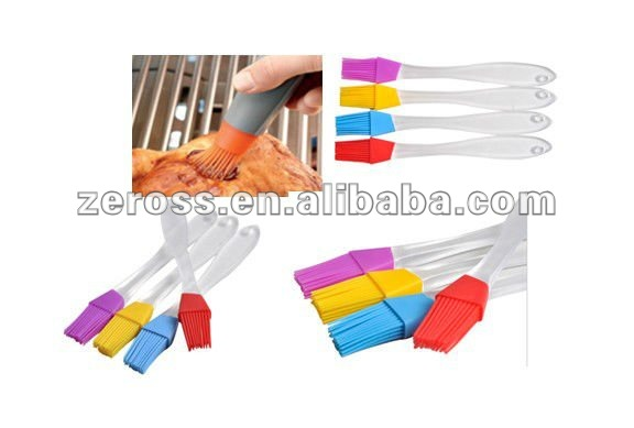 High Quality Silicone Brush Silicone Tint Brush Silicone Food Brush