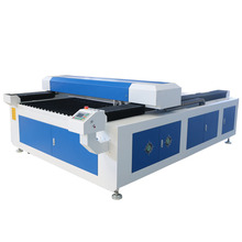 cnc 1325 CO2 low price wood acrylic laser cutting machine from Jinan