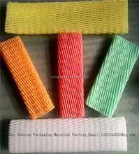 China Factory Food Grade EPE Fruit Packing Protection Foam Mesh Pipe Covers Tube Net For Guava