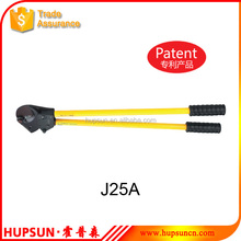 J25A steel wire diameter 25mm max long handle hand steel wire cutters
