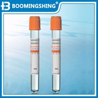 blood collection tube and serum separation tubes/gel separation blood test tube