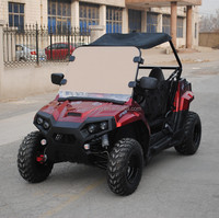 China High Quality 4x4 150CC Kids UTV