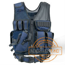 Tactical vest army vest combat gear with ISO and SGS Standard