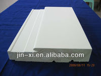 fingerjoint & edge glue solid wood pine door jamb