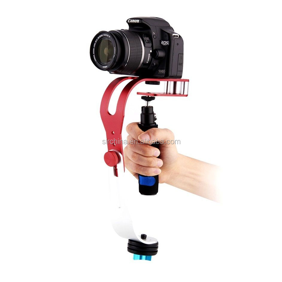 New Handheld DSLR Camera Stabilizer Motion Steadicam Steadycam For Camcorder DSLR DV SH YS
