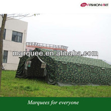 2013Hot sale 20 person outdoor army tent /military for sale
