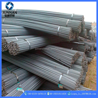 Metallic material steel iron rods for construction concrete for building metal