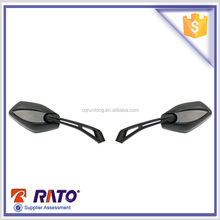 Motorcycle body parts/short stem motorcycle mirrors for sale