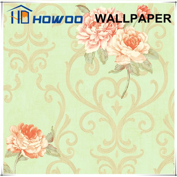 Beautiful flower fine decor wallpaper for home