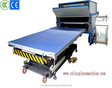 Bullet Proof Glass Laminating Machine / glass making equipment