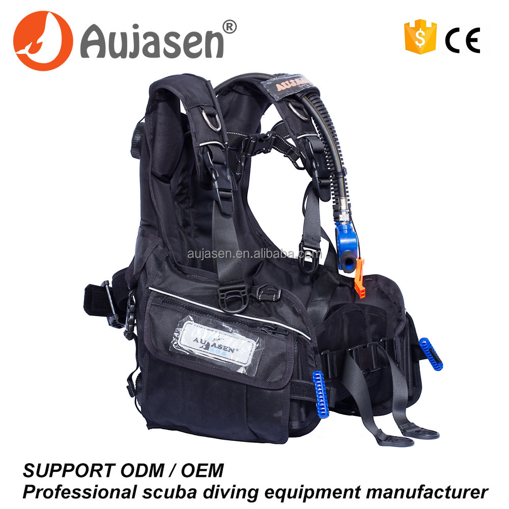 Professional Scuba Diving Equipment BCD Buoyancy Compensator for diving