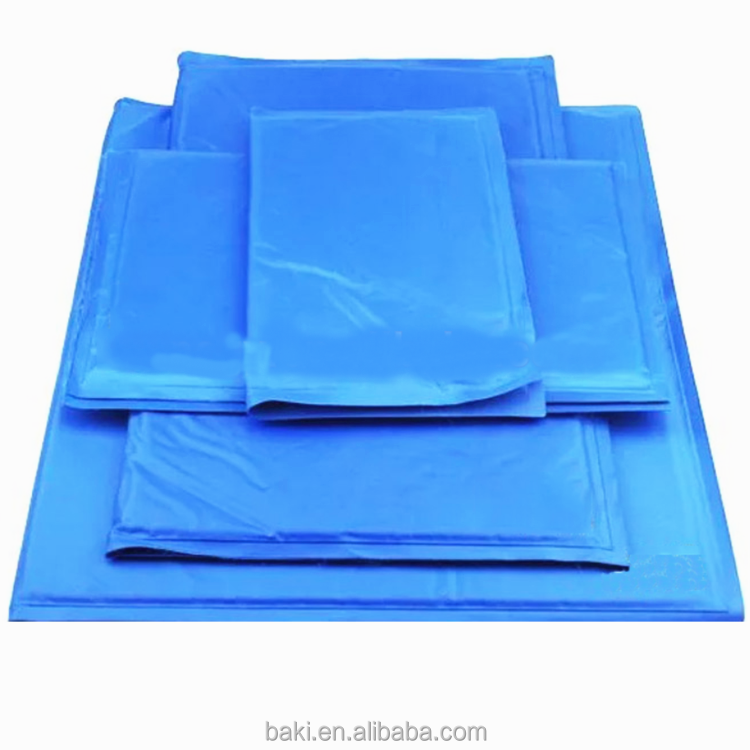 Summer Use Pet Ice Pad Polyester Cool Pet Pad Wholesale Pet Cooling Pads