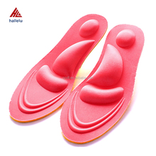 High Quality Breathable Shock Absorber Shoes Insole Young Student Men Women 35-43 Cuttable Function Sport Shoes Insole