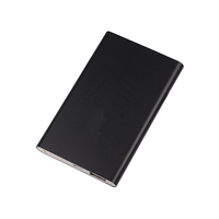 Wholesale Price Battery Bank Slim Aluminum
