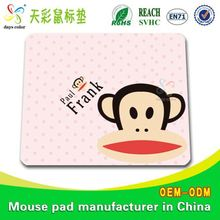 Rubber Dog Pet Mat Unique Shaped Manufacturer With Photo Insert Mouse Pad