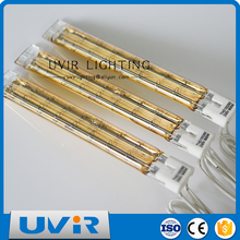 High power infrared lamp for industrial machinery