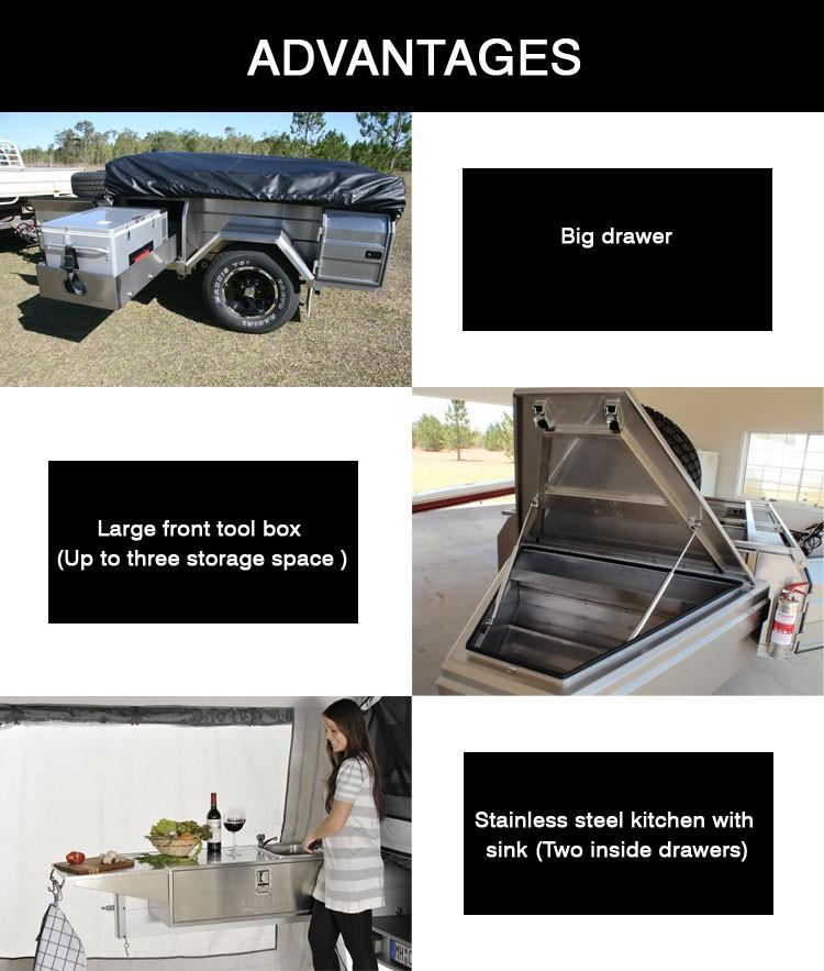 Beautiful Folding Camper Trailer Off Road Folding Camper Trailer Manufacturers