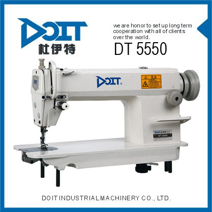 DT5550 Single needle industrial Lockstitch sewing machine