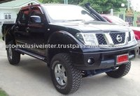 NAVARA LIFT KIT