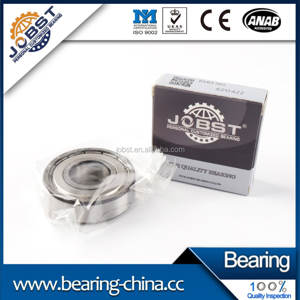 6204ZZ Ball Bearings/Deep Groove Ball Bearing China Brand