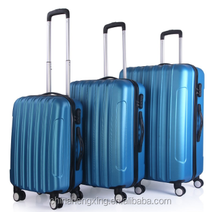 2016 Newest Abs Hard Case Carry On Bags aluminum Luggage/trolley