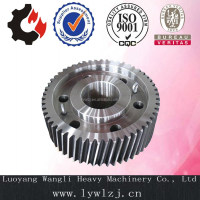 China Supplier Competitive Price Forging Cluster Gears